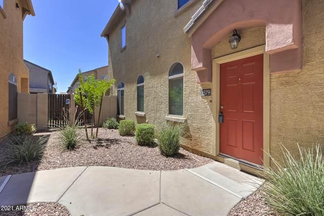 2402 E 5TH Street #1579, Tempe, AZ 85281 (MLS #6250603) :: Conway Real Estate