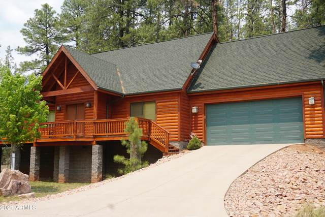 1277 S Hunter Creek Drive, Payson, AZ 85541 (MLS #6250614) :: Long Realty West Valley