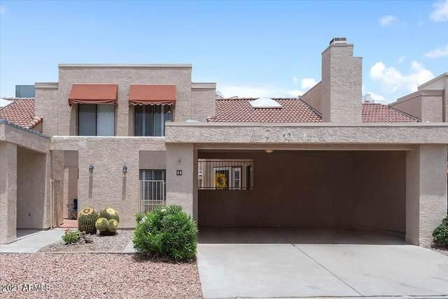 26 E Betty Elyse Lane, Phoenix, AZ 85022 (MLS #6250618) :: Executive Realty Advisors