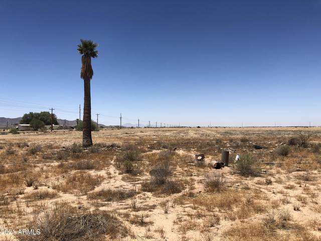 0 W Selma Highway, Casa Grande, AZ 85194 (MLS #6250619) :: The Daniel Montez Real Estate Group