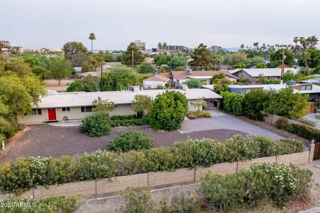 6939 E Chaparral Road, Paradise Valley, AZ 85253 (MLS #6250627) :: Arizona Home Group