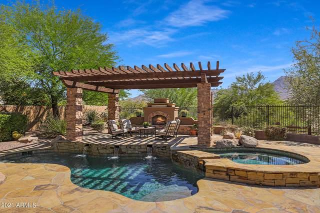 17581 N 95TH Street, Scottsdale, AZ 85255 (MLS #6250635) :: Keller Williams Realty Phoenix