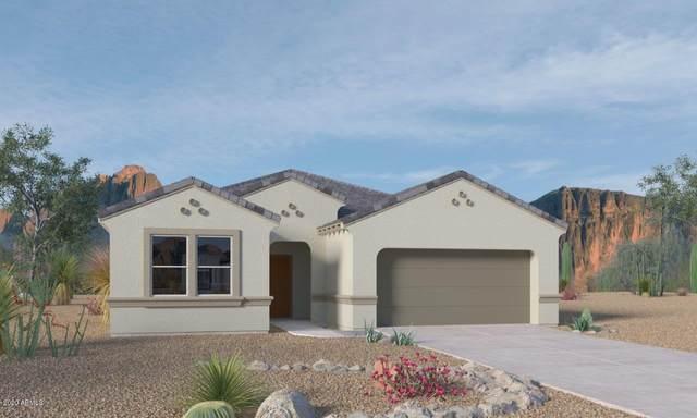 453 N 20TH Street, Coolidge, AZ 85128 (MLS #6250646) :: Conway Real Estate