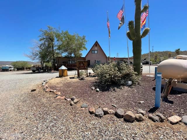 19600 E St Josephs Road, Black Canyon City, AZ 85324 (MLS #6250648) :: Long Realty West Valley