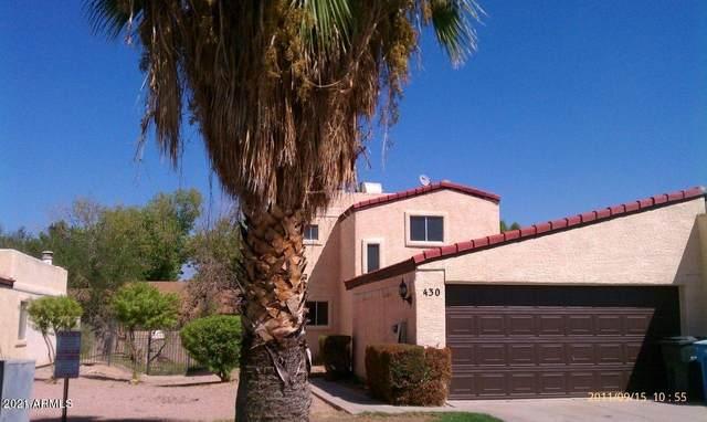 430 E Pecan Road, Phoenix, AZ 85040 (MLS #6250652) :: Long Realty West Valley