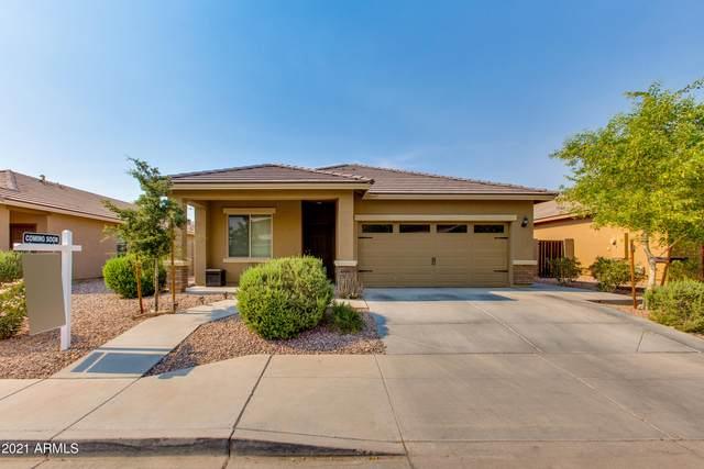 24358 W Chipman Road, Buckeye, AZ 85326 (MLS #6250657) :: TIBBS Realty