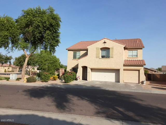 9307 W Bennet Plaza, Phoenix, AZ 85037 (MLS #6250661) :: Yost Realty Group at RE/MAX Casa Grande