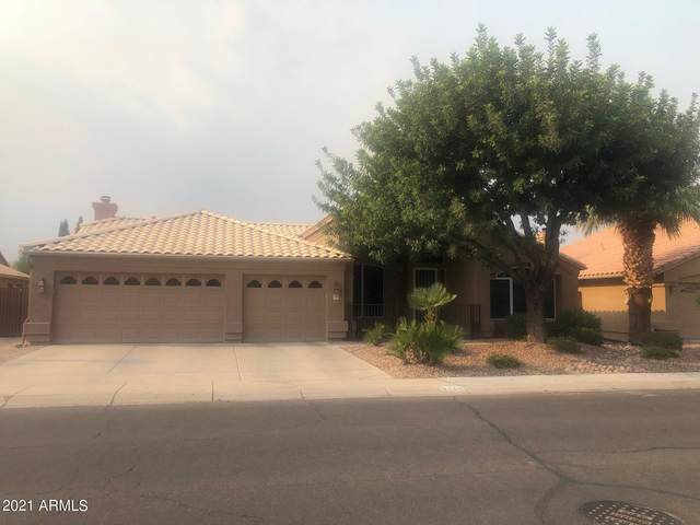 1340 E Spur Avenue, Gilbert, AZ 85296 (MLS #6250669) :: The Daniel Montez Real Estate Group