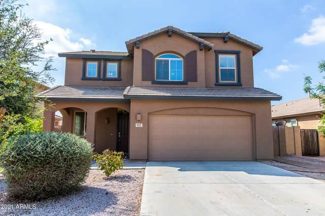 955 E Euclid Avenue, Gilbert, AZ 85297 (MLS #6250671) :: Klaus Team Real Estate Solutions