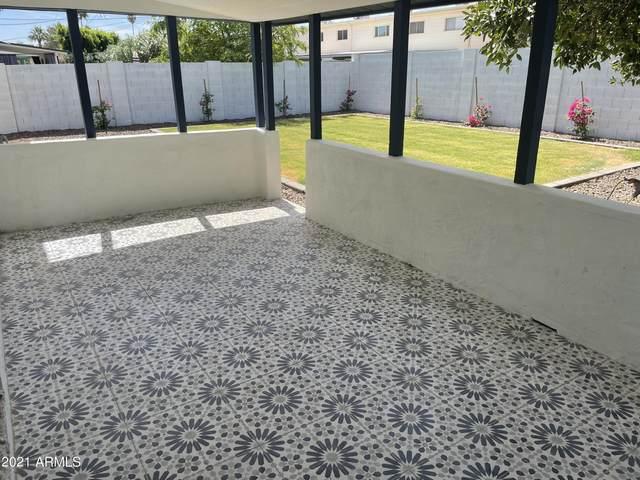 8413 E Orange Blossom Lane, Scottsdale, AZ 85250 (MLS #6250675) :: Midland Real Estate Alliance