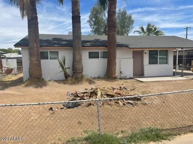 3714 W Mulberry Drive, Phoenix, AZ 85019 (MLS #6250684) :: Long Realty West Valley