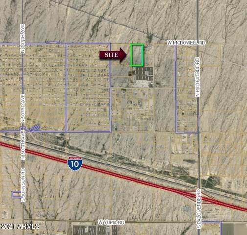 0 W Mcdowell Road, Buckeye, AZ 85396 (MLS #6250686) :: The Riddle Group