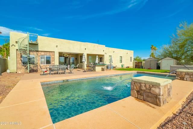 1920 E Aurelius Avenue, Phoenix, AZ 85020 (MLS #6250687) :: Yost Realty Group at RE/MAX Casa Grande