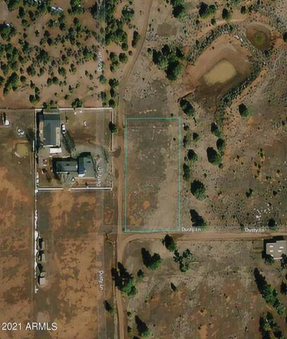 0 Dusty Lane, Show Low, AZ 85901 (MLS #6250697) :: The Riddle Group