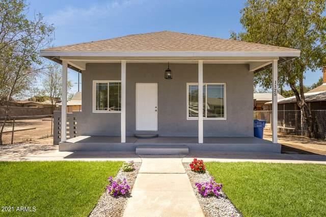 1125 E Fillmore Street, Phoenix, AZ 85006 (MLS #6250698) :: Long Realty West Valley