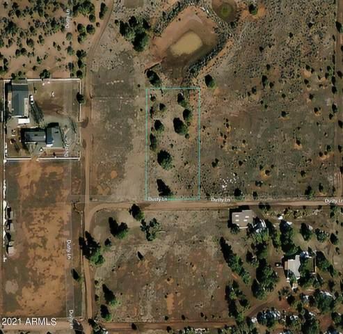 0 Dusty Lane, Show Low, AZ 85901 (MLS #6250705) :: Arizona Home Group