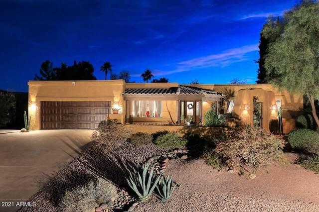 17337 E La Pasada Drive, Fountain Hills, AZ 85268 (MLS #6250724) :: Conway Real Estate