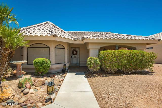 2242 Sunrise Trail, Bullhead City, AZ 86442 (MLS #6250748) :: Openshaw Real Estate Group in partnership with The Jesse Herfel Real Estate Group