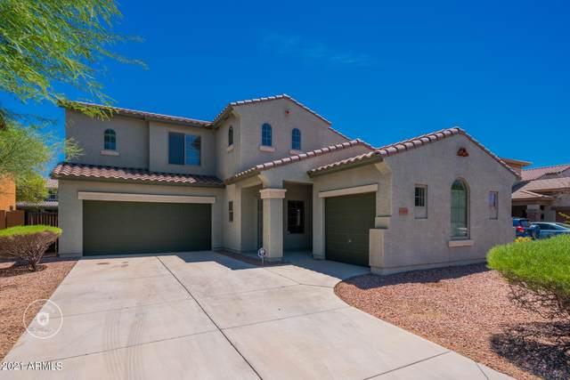 5309 W Novak Way, Laveen, AZ 85339 (MLS #6250751) :: Yost Realty Group at RE/MAX Casa Grande
