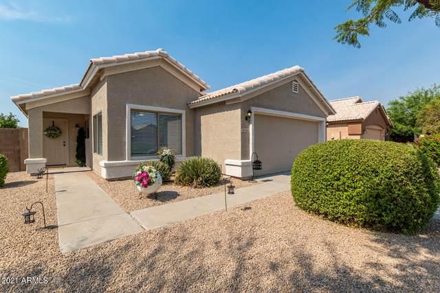 9256 W Cinnabar Avenue, Peoria, AZ 85345 (MLS #6250754) :: Yost Realty Group at RE/MAX Casa Grande