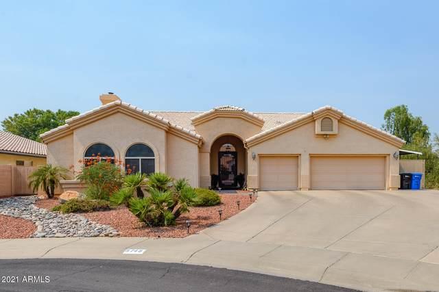 5748 E Gelding Drive, Scottsdale, AZ 85254 (MLS #6250768) :: Yost Realty Group at RE/MAX Casa Grande