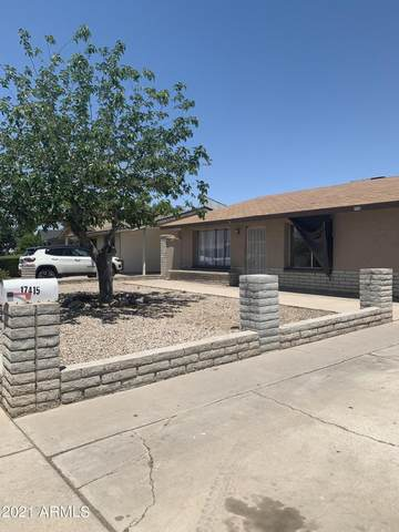 17415 N 14TH Avenue, Phoenix, AZ 85023 (MLS #6250773) :: The AZ Performance PLUS+ Team