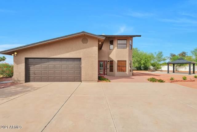 17642 E Hunt Highway, Queen Creek, AZ 85142 (MLS #6250775) :: Yost Realty Group at RE/MAX Casa Grande