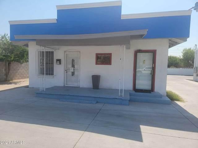 915 S 7TH Avenue, Phoenix, AZ 85007 (MLS #6250776) :: Justin Brown | Venture Real Estate and Investment LLC