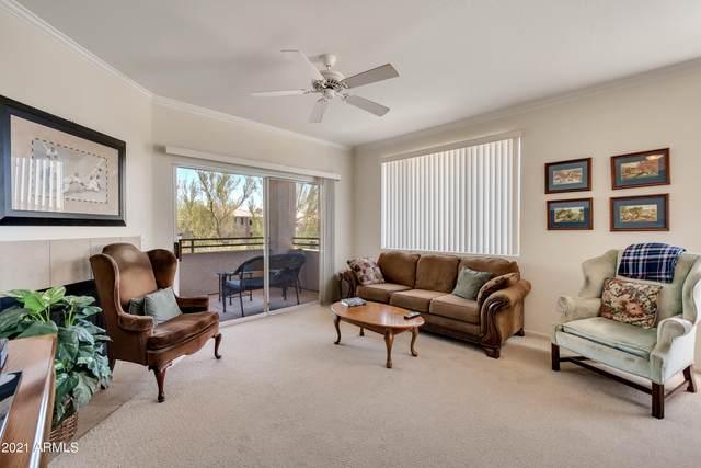 16013 S Desert Foothills Parkway #2001, Phoenix, AZ 85048 (MLS #6250787) :: The Riddle Group