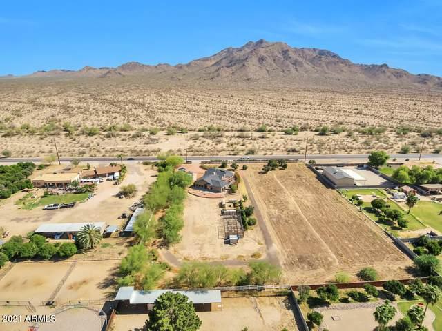 17612 E Hunt Highway, Queen Creek, AZ 85142 (MLS #6250789) :: The Riddle Group