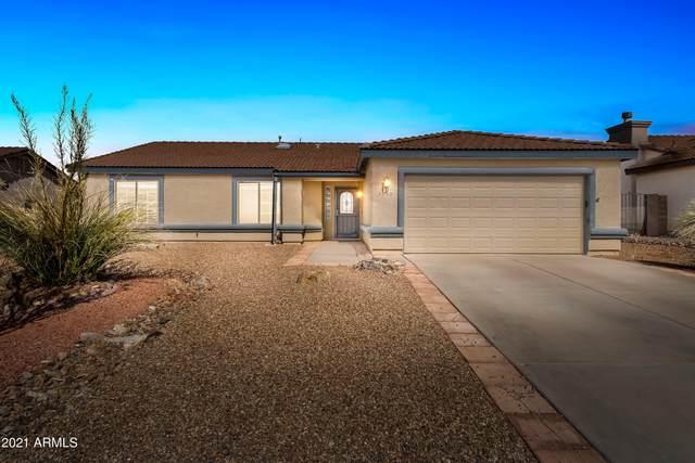 3859 Barahona Drive, Sierra Vista, AZ 85650 (MLS #6250790) :: The AZ Performance PLUS+ Team