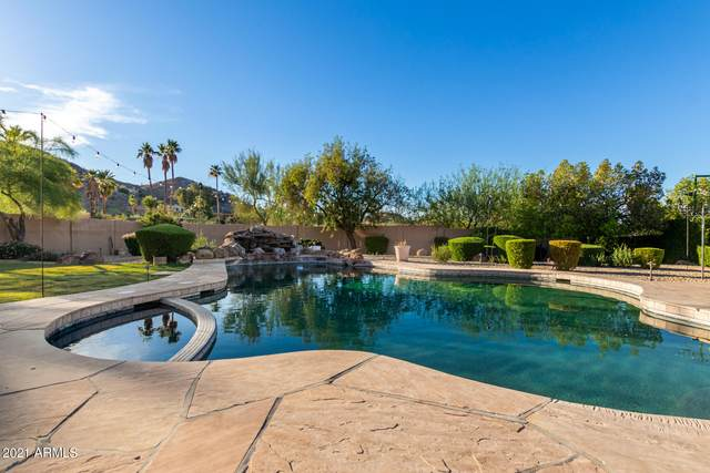 4744 E Foothill Drive, Paradise Valley, AZ 85253 (MLS #6250791) :: My Home Group