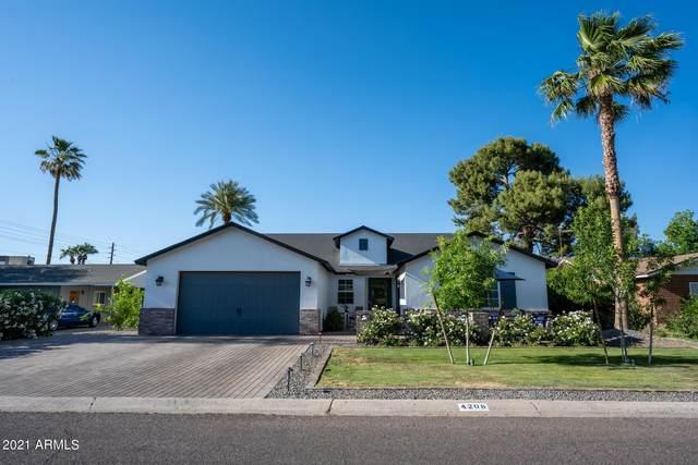 4208 E Avalon Drive, Phoenix, AZ 85018 (MLS #6250798) :: The Laughton Team