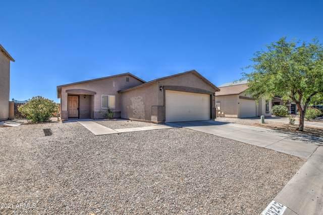 23242 N Serenity Trail, Florence, AZ 85132 (MLS #6250805) :: Executive Realty Advisors
