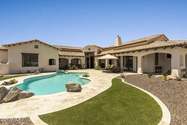 4682 S Kings Ranch Road, Gold Canyon, AZ 85118 (MLS #6250806) :: Selling AZ Homes Team