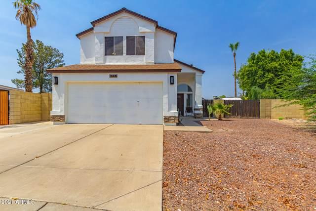 3606 W Creedance Boulevard, Glendale, AZ 85310 (MLS #6250808) :: Yost Realty Group at RE/MAX Casa Grande