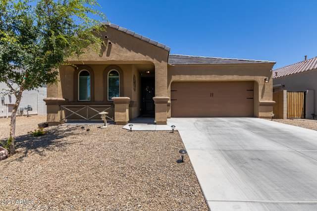 41372 W Jenna Lane, Maricopa, AZ 85138 (MLS #6250822) :: Yost Realty Group at RE/MAX Casa Grande