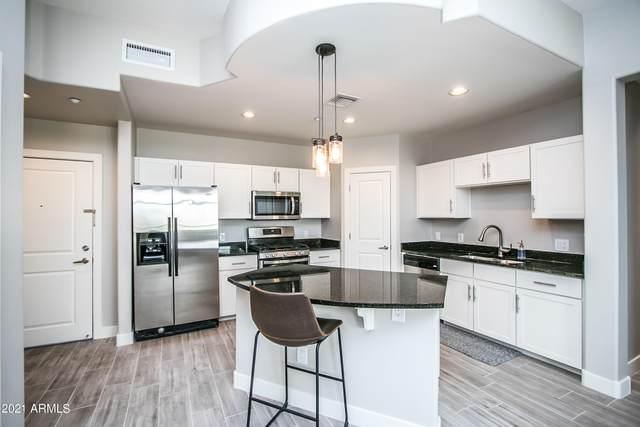 945 E Playa Del Norte Drive #5010, Tempe, AZ 85281 (MLS #6250834) :: Synergy Real Estate Partners