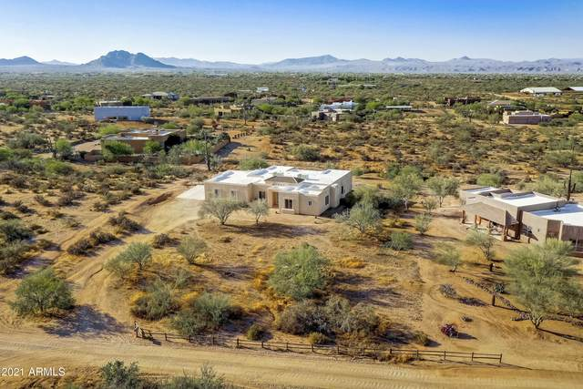 14306 E Cavedale Drive, Scottsdale, AZ 85262 (MLS #6250838) :: Yost Realty Group at RE/MAX Casa Grande