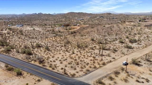 28000 N Brenner Pass Road, Queen Creek, AZ 85142 (MLS #6250843) :: Keller Williams Realty Phoenix