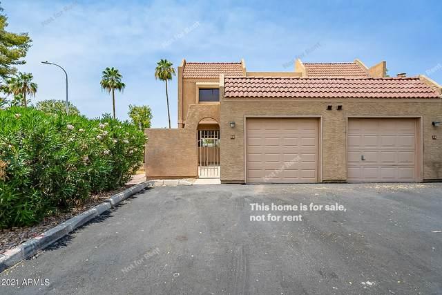 2524 S El Paradiso #90, Mesa, AZ 85202 (MLS #6250849) :: Scott Gaertner Group
