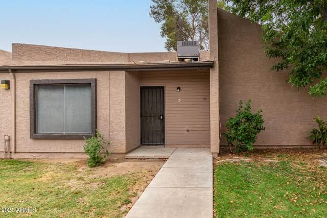 629 N Mesa Drive #13, Mesa, AZ 85201 (MLS #6250854) :: Yost Realty Group at RE/MAX Casa Grande