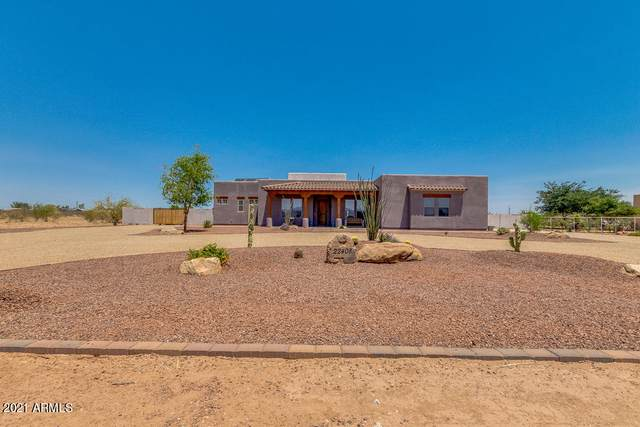 22408 W Madre Del Oro Drive, Wittmann, AZ 85361 (MLS #6250864) :: CANAM Realty Group