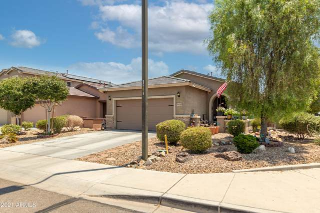 20263 W Tonto Street, Buckeye, AZ 85326 (MLS #6250872) :: The Riddle Group
