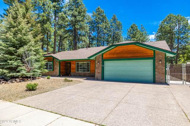 3528 S Amanda Street, Flagstaff, AZ 86005 (MLS #6250885) :: The Riddle Group