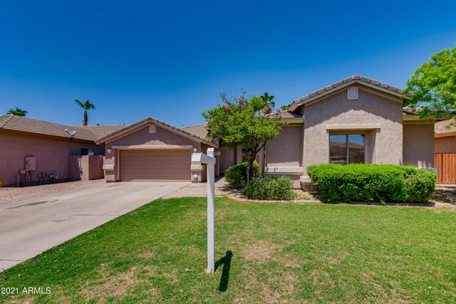 3518 E Bridgeport Parkway, Gilbert, AZ 85295 (MLS #6250888) :: Keller Williams Realty Phoenix