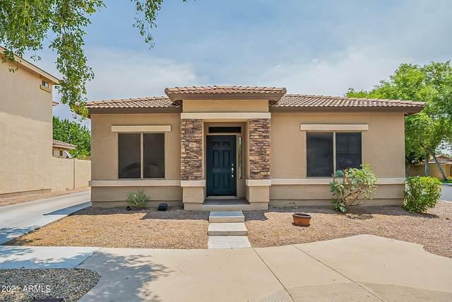 205 N Seymour, Mesa, AZ 85207 (MLS #6250904) :: The Riddle Group