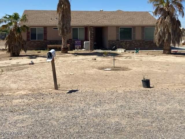 5499 E Savanna Lane, Coolidge, AZ 85128 (MLS #6250922) :: The Riddle Group