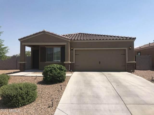37682 W Merced Street, Maricopa, AZ 85138 (MLS #6250928) :: The Riddle Group