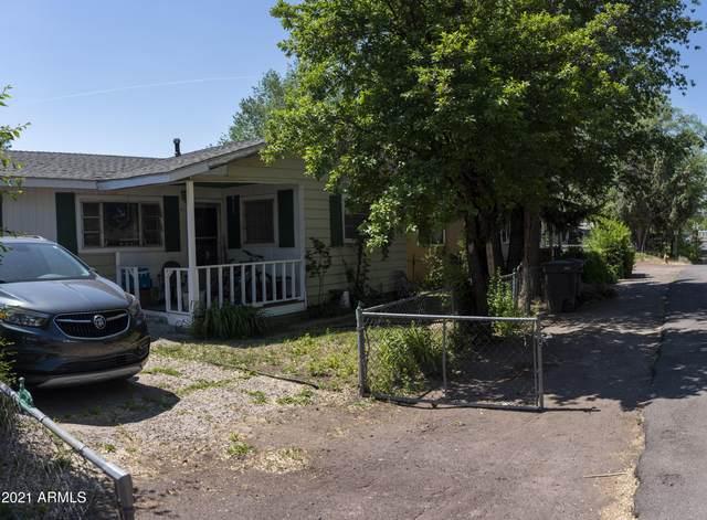 416 S Wc Riles Street, Flagstaff, AZ 86001 (MLS #6250935) :: Dave Fernandez Team | HomeSmart